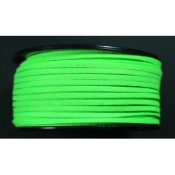 Cordon Antelina Verde Fluor 2.8mm