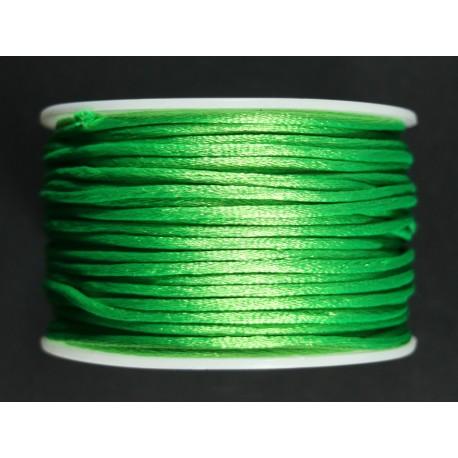 Cordon Cola de Raton Verde P 2.5mm