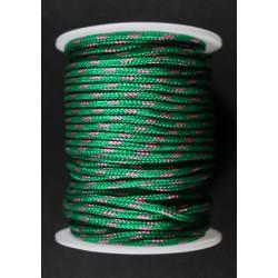 Cordon Cordino Verde 3mm