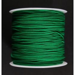 Cordon Cola de Rata Verde 1mm