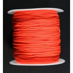 Cordon cola de Rata Naranja 1mm