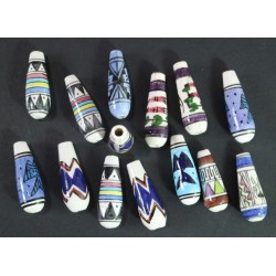 Cuentas Ceramica Esmaltada 025