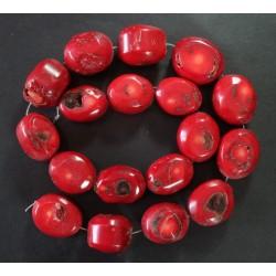 Collar Coral Bambu 6