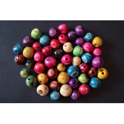 Semilla Pona Multicolor Tallado