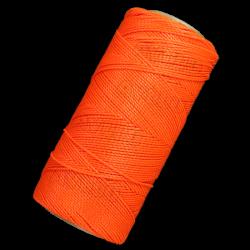 Hilo Encerado Linhasita 0.50mm. Cor.393