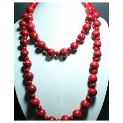 Collar Pona Asai Rojo