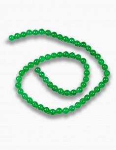Agata Verde Collar Piedra...