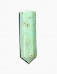 Piedra Crisoprasa Puntas