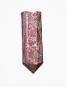 Jaspe Rojo Piedra  Puntas