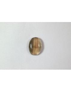 Fluorita Cabujon Piedra Oval