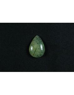Prehnita Cabujon Piedra Gota1