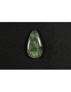 Prehnita Cabujon Piedra Gota2