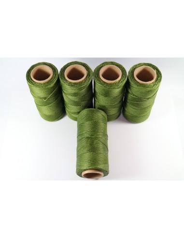 Hilo Encerado Linhasita Verde Ref.88