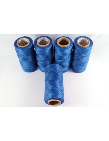 Hilo Encerado Linhasita Azul Ref.692