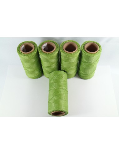 Hilo Encerado Linhasita Verde Ref.1019