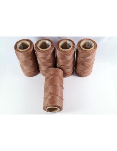 Hilo Encerado Linhasita 1mm. Cor.214