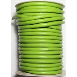 Cordon de Cuero Verde...