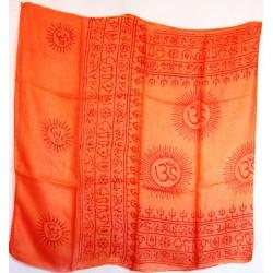 Fular Color Naranja