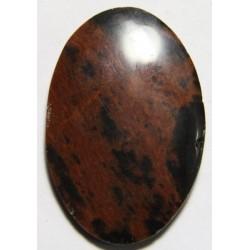 Piedra Ranurada Tigrillo Oval 2,5
