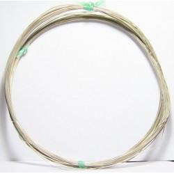 Alpaca Hilo Recocido 0.6mm Cinta Verde