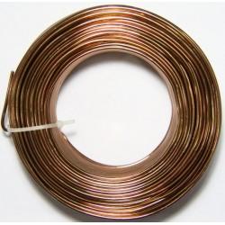 Alambre Aluminio Cobre 2mm