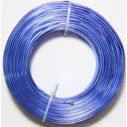 Alambre Aluminio Azul 2mm