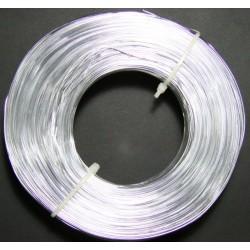 Alambre Aluminio Plateado...