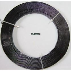 Lamina de Aluminio negro