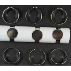 base de anillos 8