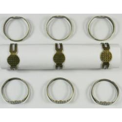 base de anillos 11