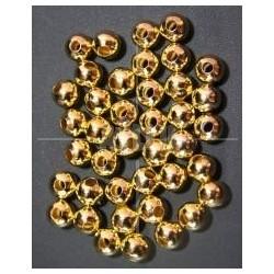 Bola Metal Dorado 10mm.