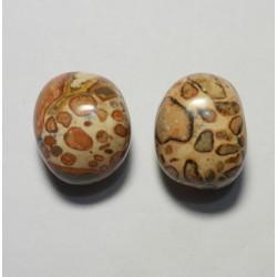 Piedra Rodada Leopardita
