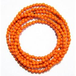 Collar Achira Color Naranja