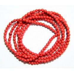 Collar Achira Color Rojo